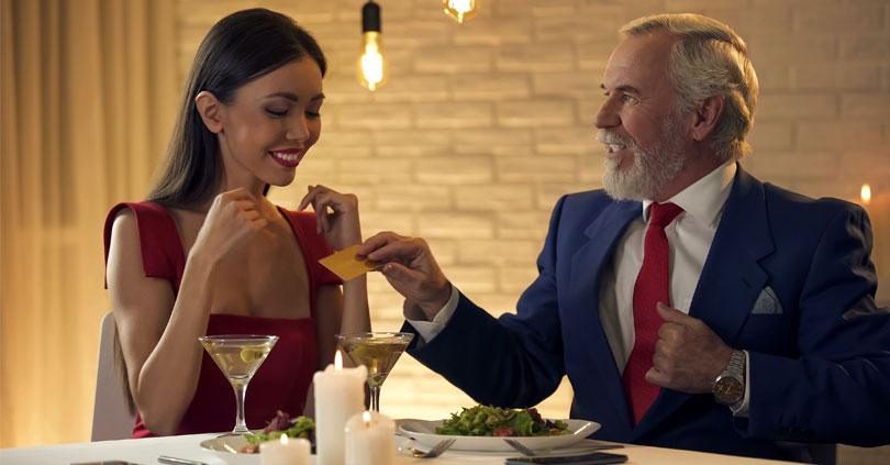 Vor- und Nachteile von Zucker Papa Dating