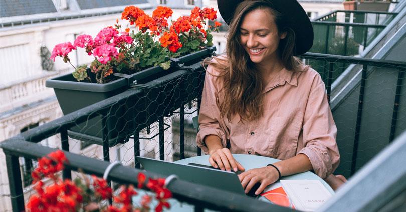 Erfolg beim Online-Dating - leben Sie Ihre Komfortzone